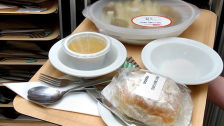 Hospital meals should have compulsory nutritional standards, said the Campaign for Better Hospital F