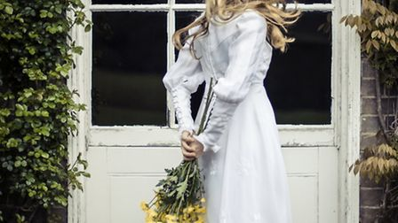 Antonella Muscat's photo, which was selected for the Italian Vogue website