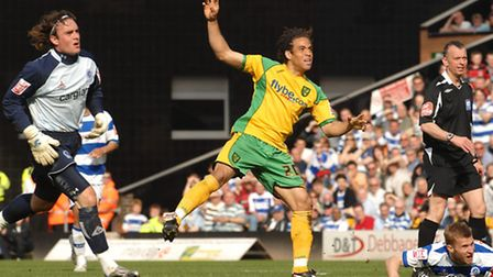 Former Norwich City midfielder Darel Russell is having a trial with Toronto FC.