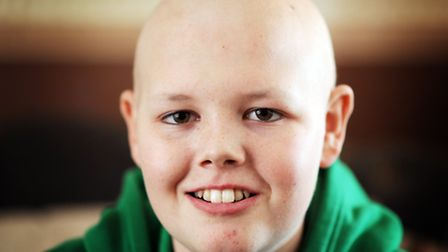 Deryn Blackwell, from Watton, who is currently being treated for two forms of cancer - leukaemia and