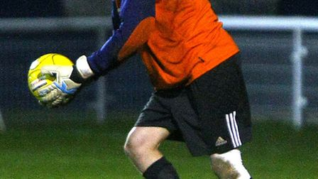 Michael Hilton is available for Wroxham's trip to Brentwood this evening.