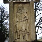 People in Saxlingham Nethergate have been left without telephone connections or broadband access aft