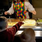 Safe: School meal providers in Norfolk, Suffolk and Cambridgeshire insist their lunches will not hav