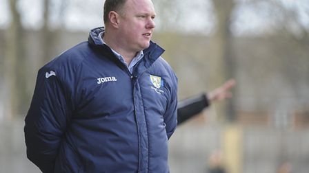 Gary Setchell is not happy that Lynn's clash against Sheffield has been rearranged. Picture: Matthew