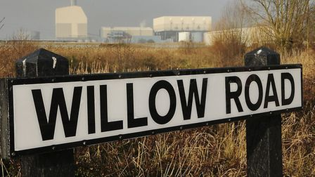 The proposed Incinerator site at Saddlebow, King's Lynn. Picture: Ian Burt