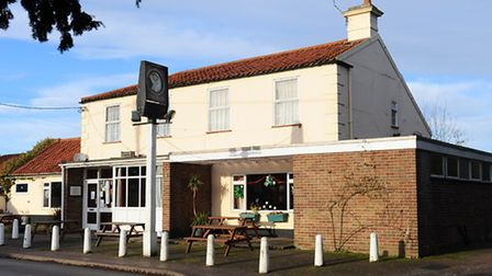 The Ram pub at Brundall which Tesco wants to turn into an Express store. Picture: Denise Bradley