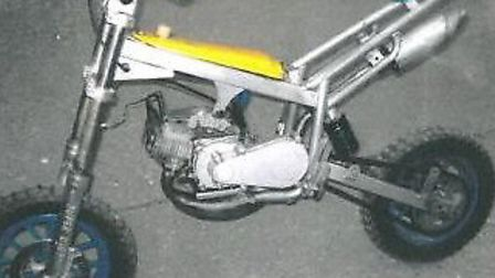 Police recovered this bike in Gorleston and are now trying to find its owner