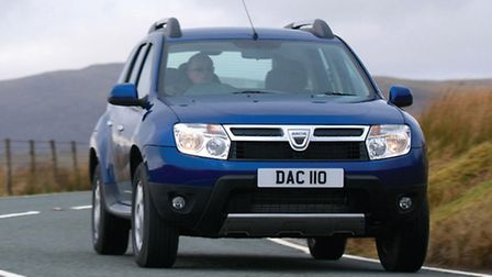 Dacia Duster sport utility vehicle has won over buyers with its price and ability.