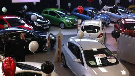 Thurlow Nunn Vauxhall retailers staged successful VIP events.