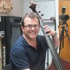 Dr Vince Forte, a GP, has played bass since he was 14.