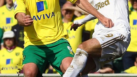 Michael Turner typified the resolve in Norwich City's squad with his superb second-half goal - and reaction - against...