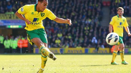 Elliott Bennett's two vital assists and numerous other incursions into the final third gave Norwich