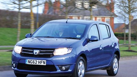 Dacia Sandero is a great value, spacious supermini priced from £5,995 on the road.