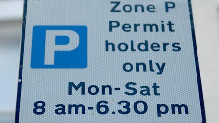 The cost of parking permits in Norwich could go up.