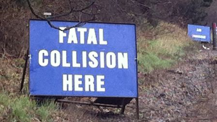 Police appeal for witnesses after fatal crash on the A47 near Dereham