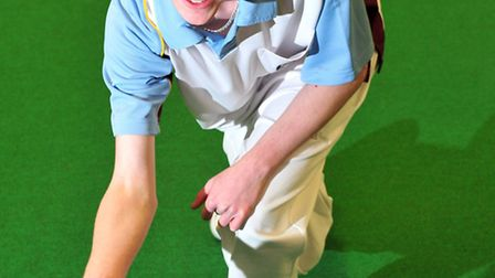 Daniel Seabourne beat some of the bowls world's biggest names to win the Premier Threes title at Bos
