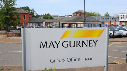 May Gurney's Offices at Trowse, near Norwich
