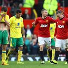 Norwich boss Chris Hughton is in no doubt the likes of Manchester United will lead another strong En