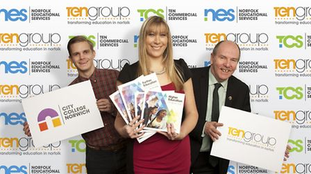 Farrows revamp the branding at City College Norwich
