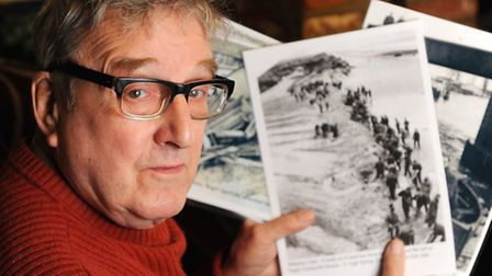 Bob Henderson is putting on an exhibition of about 130 old photographs of the Horsey and East Coast