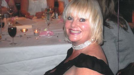 PCSO and mother-of-four Sandi Greenacre, who died in a road crash near to the Dersingham roundabout on the A149