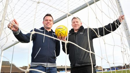 Darren Young from Langley is arranging a charity football match at Lowestoft Town FC. The match will