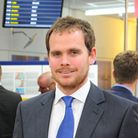Norwich International Airport Chief Executive Andrew Bell. Photo: Steve Adams