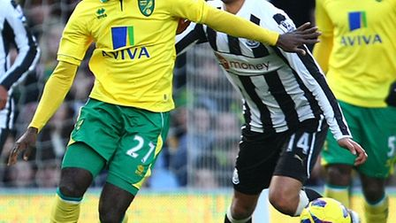 Norwich midfielder Alex Tettey is back in contention for the Premier League trip to Wigan after rest