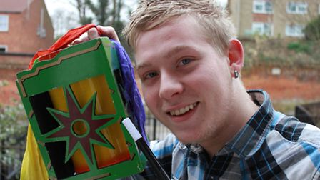 Young Cromer magician Ev Boothby, who has organised a fundraising concert for seriously ill North Wa
