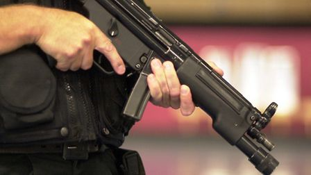 Armed police have been called following reports of an assault in Gorleston.