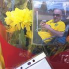 Daniel Bowyer died in the crash by the Green Man pub on Wroxham Road on Friday.