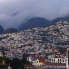 Funchal at night. Pic Ben Woods