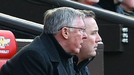 Manchester United manager Alex Ferguson will retire at the end of the season.