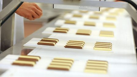 Kinnerton's at Fakenham have started production and launched a range of chocolates based on Wall's I