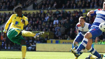 Norwich City signing Kei Kamara on a permanent deal in the summer was one of many topics discussed i