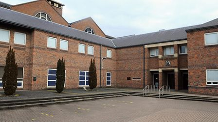 A teenage mother-of-two was sentenced at Norwich Crown Court. Photo: Adrian Judd.
