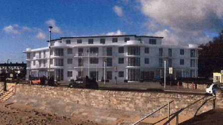 Premier Inns proposed designs for Exmouth