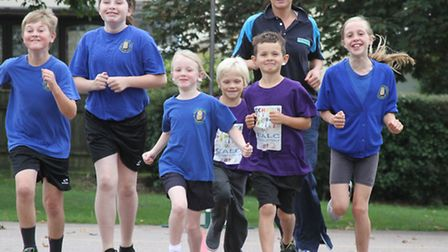 Children at Littleham Primary are enjoying a 'Fit For All' after school club which is run by Jem Bro