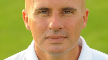 Lowestoft joint-manager Ady Gallagher.