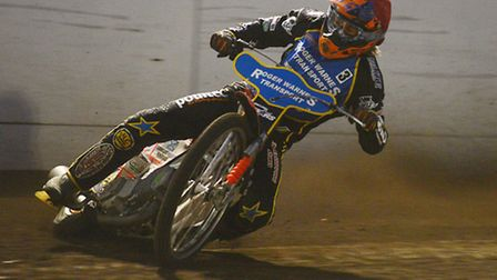 There will be no action, like this from Wednesday, at Brandon tonight due to a waterlogged track. Pi