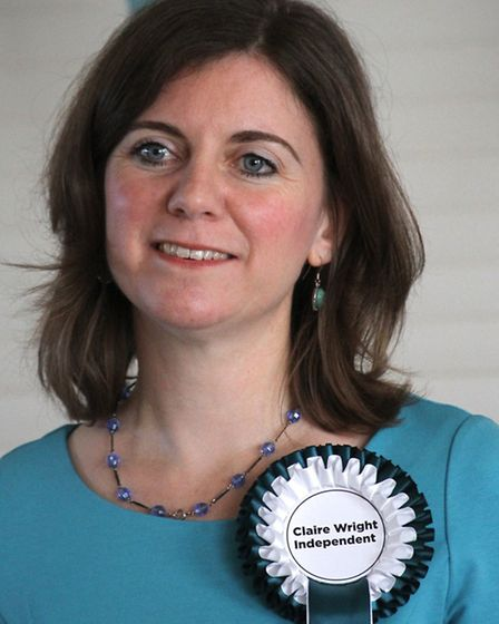 Claire Wright (Independent)