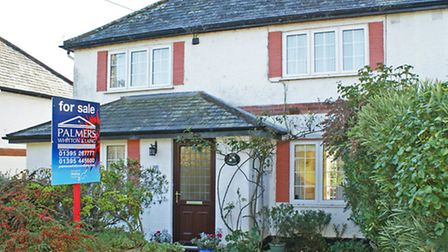 For sale in Budleigh; call Whitton and Laing on 01395 445600.
