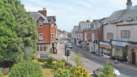 For sale in Budleigh, call Whitton and Laing on 01395 445600