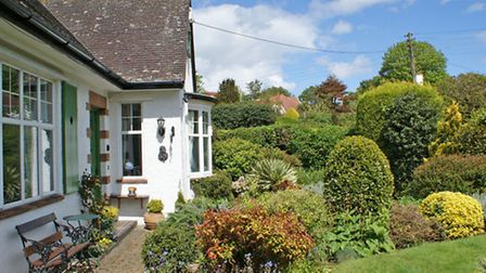 For sale by Whitton and Laing in Budleigh; please call 01395 445600.