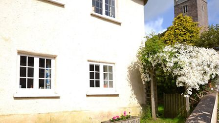 For sale in East Budleigh by Bradleys; call 01395 442201.