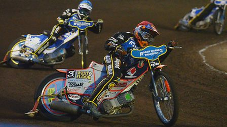 Lynn will be hoping to more race wins tonight. Picture: Ian Burt.