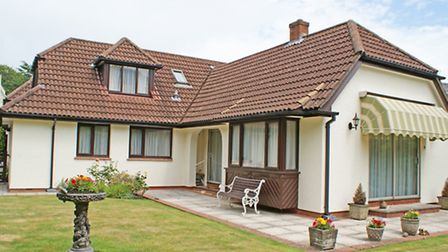 Whitton & Laing, Budleigh Salterton are offering this property for sale at an asking price £595,000