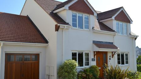 For sale in Budleigh by Bradleys;call 01395 442201