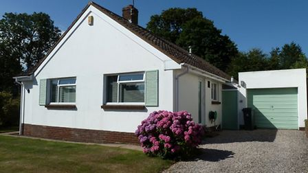 For sale in East Budleigh by Bradleys, call 01395 442201
