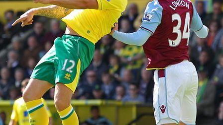 Norwich midfielder Anthony Pilkington is determined to play his part in the club's Premier League su
